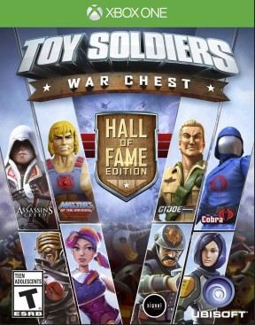 Toy Soldiers: War Chest Xbox One Cover