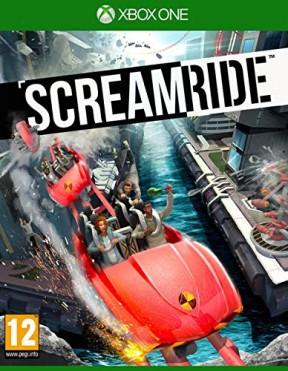 ScreamRide Xbox One Cover