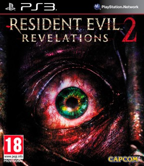 Resident Evil Revelations 2 PS3 Cover