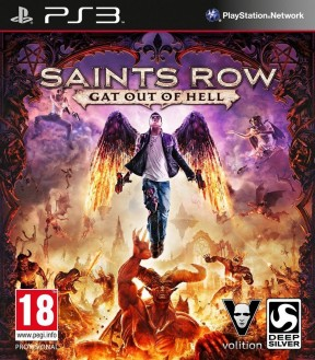Saints Row IV: Re-Elected PS3 Cover