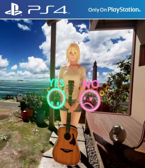 Summer Lesson PS4 Cover