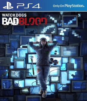 Watch Dogs: Bad Blood PS4 Cover