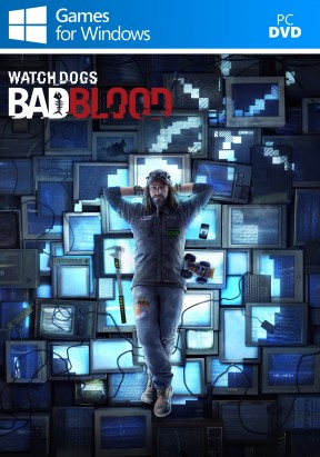 Watch Dogs: Bad Blood PC Cover