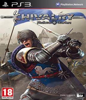 Chivalry: Medieval Warfare PS3 Cover