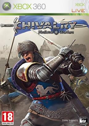 Chivalry: Medieval Warfare Xbox 360 Cover