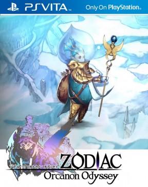 Zodiac: Orcanon Odyssey PS Vita Cover