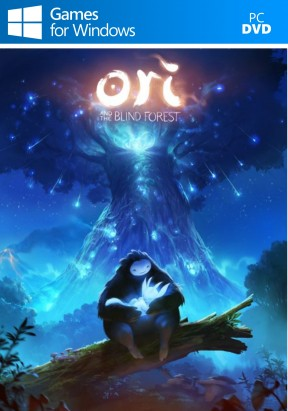 Ori and the Blind Forest PC Cover