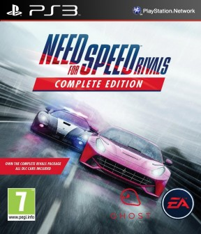 Need for Speed Rivals: Complete Edition PS3 Cover