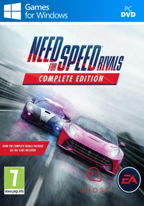 Need for Speed Rivals: Complete Edition PC Cover