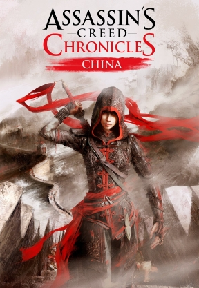 Assassin's Creed Chronicles: China PS4 Cover