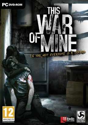 This War of Mine: The Little Ones PC Cover