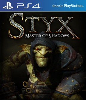 Styx: Master of Shadows PS4 Cover