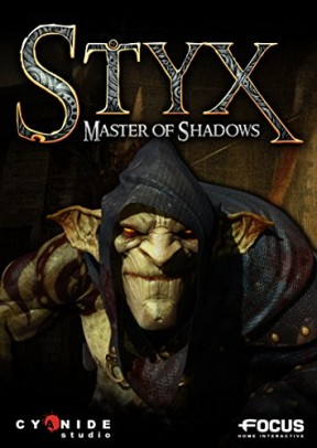 Styx: Master of Shadows PC Cover