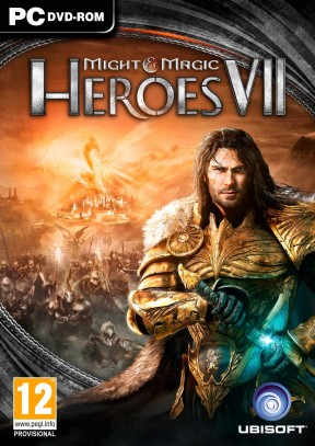 Might & Magic Heroes VII PC Cover