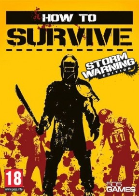 How to Survive: Storm Warning Edition PC Cover