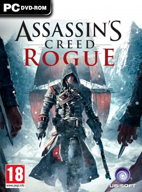 Assassin's Creed: Rogue PC Cover
