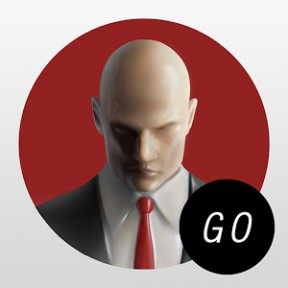 Hitman GO Android Cover
