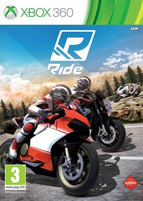 RIDE Xbox 360 Cover