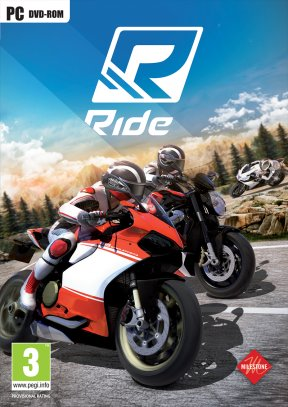 RIDE PC Cover