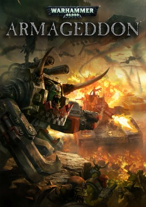 Warhammer 40.000 Armageddon PC Cover