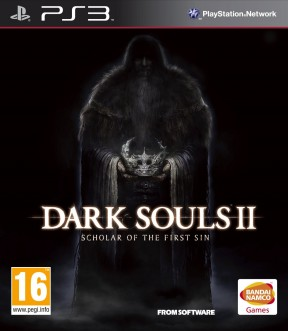Dark Souls II: Scholar of the First Sin PS3 Cover