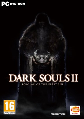 Dark Souls II: Scholar of the First Sin PC Cover