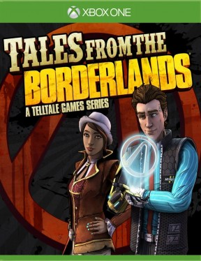 Tales from the Borderlands Xbox One Cover