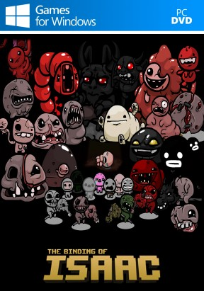 The Binding of Isaac PC Cover