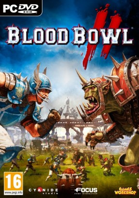 Blood Bowl 2 PC Cover