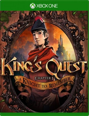 King's Quest: A Knight to Remember Xbox One Cover