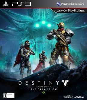 Destiny - L'Oscurità dal Profondo PS3 Cover