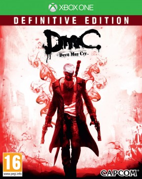DMC Devil May Cry: Definitive Edition Xbox One Cover