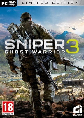 Sniper: Ghost Warrior 3 PC Cover