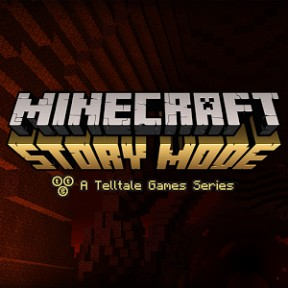 Minecraft Story Mode - Episode 1: The Order of Stone iPad Cover