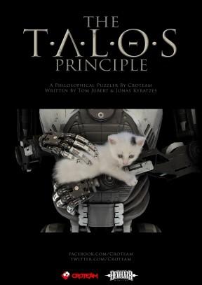 The Talos Principle PC Cover