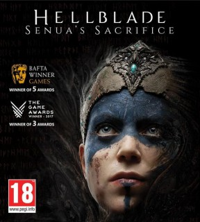 Hellblade: Senua's Sacrifice PC Cover