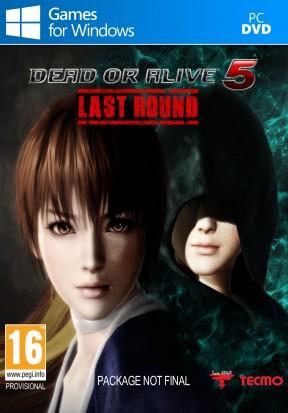 Dead or Alive 5: Last Round PC Cover