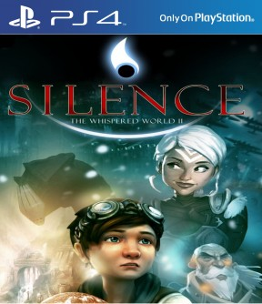 Silence - The Whispered World 2 PS4 Cover