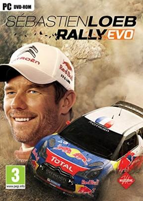 Sébastien Loeb Rally Evo PC Cover