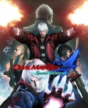 Devil May Cry 4: Special Edition PC Cover
