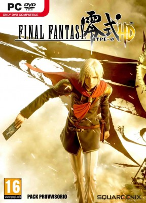 Final Fantasy Type-0 HD PC Cover