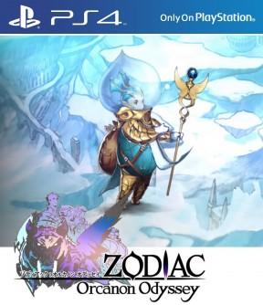 Zodiac: Orcanon Odyssey PS4 Cover