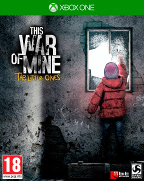 This War of Mine: The Little Ones Xbox One Cover
