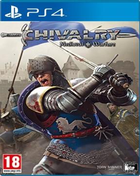 Chivalry: Medieval Warfare PS4 Cover