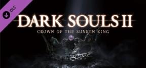 Dark Souls II - Crown of the Sunken King PC Cover