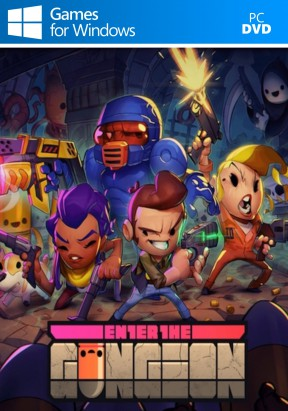 Enter the Gungeon PC Cover