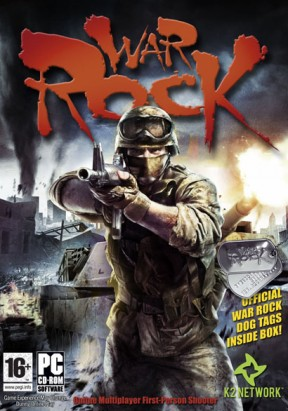 War Rock PC Cover