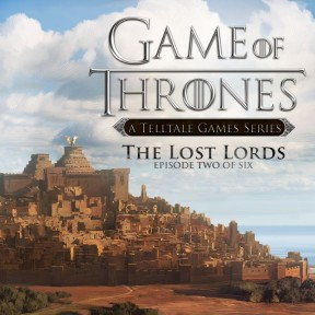 Game of Thrones Episode 2: The Lost Lords iPad Cover