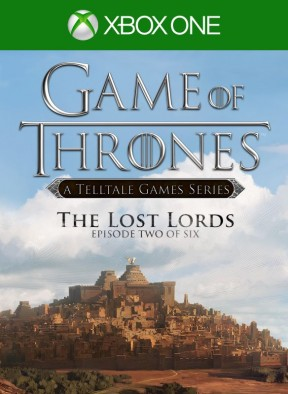Game of Thrones Episode 2: The Lost Lords Xbox One Cover