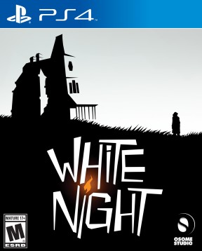 White Night PS4 Cover